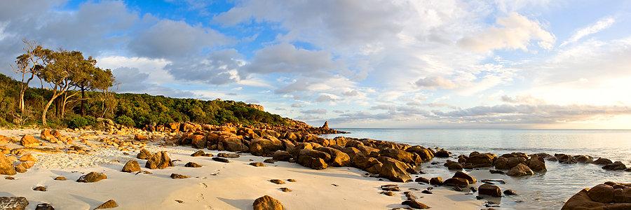 Beach, Castle Rock Bay, Cape Naturaliste, South Western Australia