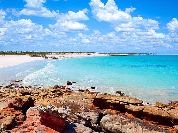Quondong Beach Kimberley Western Australia