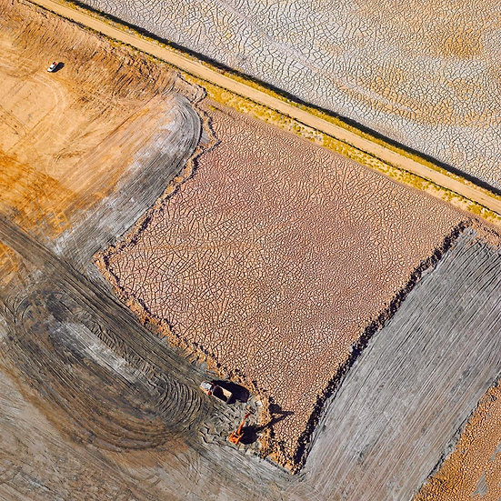 Mine Site, South Western Australia