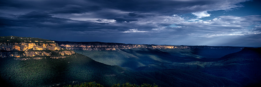 Katoomba, Blue Mountains, New South Wales, Australia