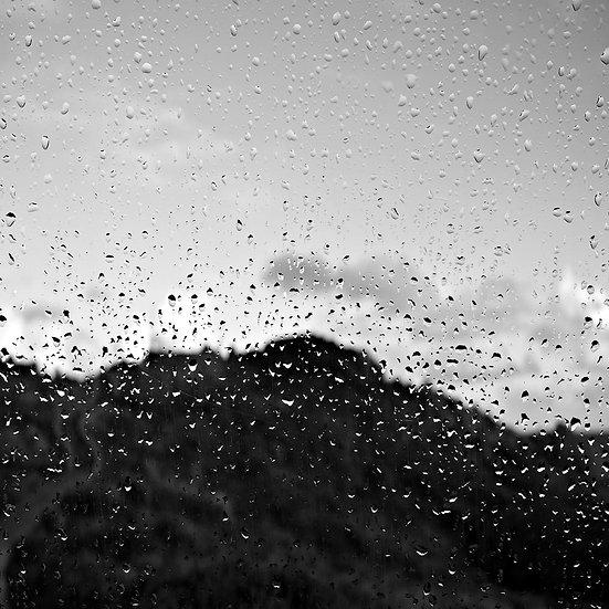 Rain Drop Abstract