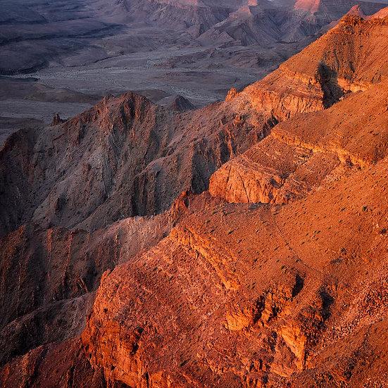 Fish River Canyon, Namibia, Africa