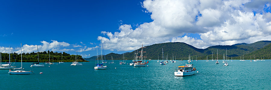 Whitsunday Islands, Great Barrier Reef, Queensland, Australia