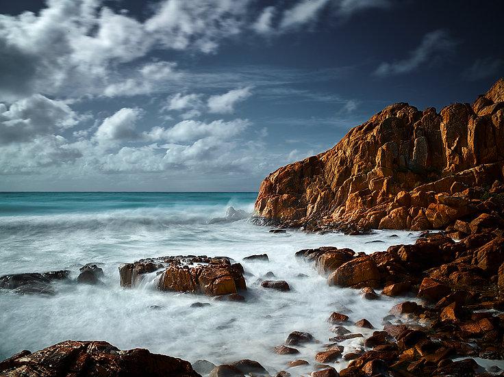 Castle Rock, Cape Naturaliste, South Western Australia