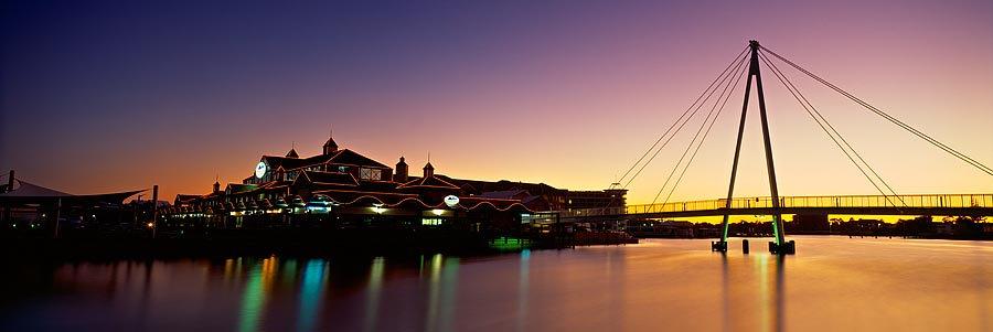 Bridge and Ocean Marina, Mandurah, Western Australia