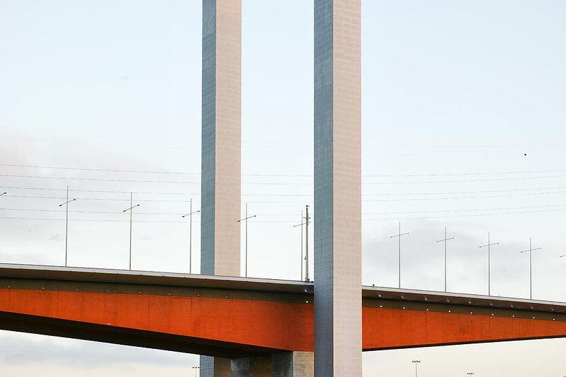 Bolte Bridge, Melbourne, Victoria, Australia