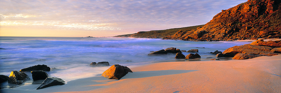 Sand Patch beach, Yallingup, Cape Naturaliste, South Western Australia