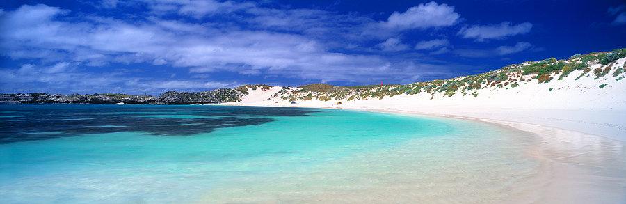 Parakeet Bay, Rottnest Island, Perth, Western Australia