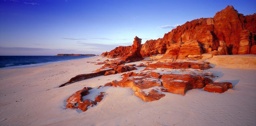 Cape Leveque beach, Broome, Kimberley, North Western Australia,
