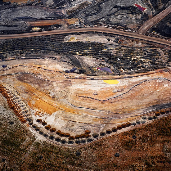 Coal Mine, Collie, South Western Australia