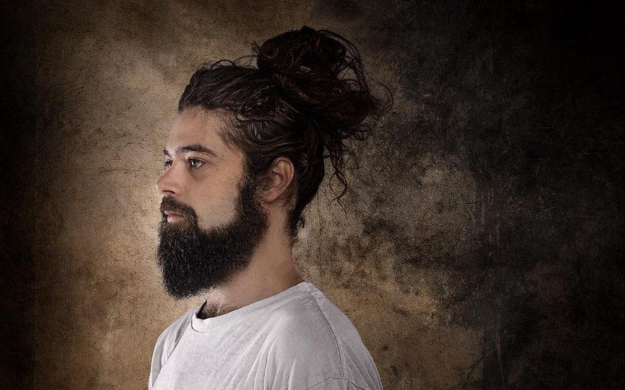Profile Portrait, Hipster