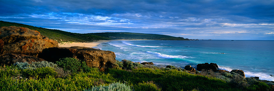 Surf, Smiths Beach, Yallingup, Cape Naturaliste, South Western Australia