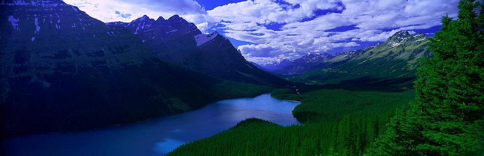 Glacial Lake Canada