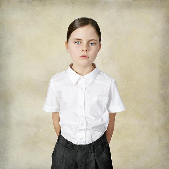Child, Girl, Portrait