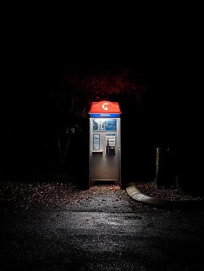Phone Box Manjimup, Western Australia