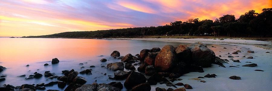 Meelup Beach, Dunsborough, South Western Australia