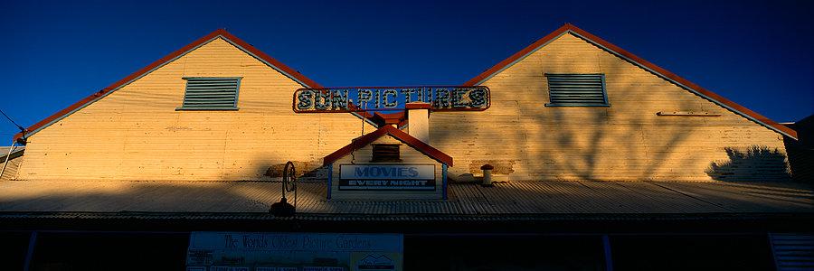 Sun Picture Theatre, Broome, Kimberley, North Western Australia