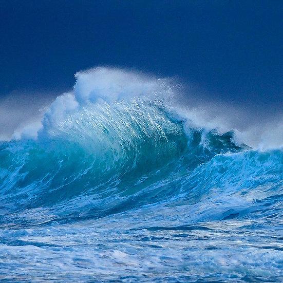 Wave, Surfers Point, Margaret River, South Western Australia
