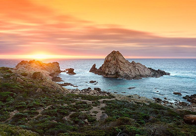 Sugarloaf Rock, Cape Naturaliste, South Western Australia