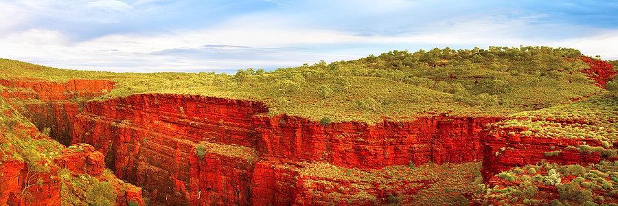 Gorge Karijini National Park, Western Australia