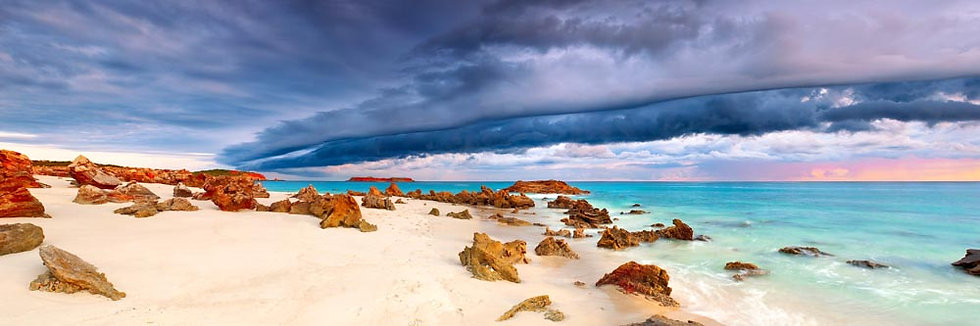 Storm Cloud Western Australia