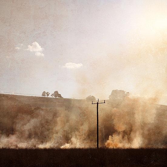 Bushfire, Balingup, South Western Australia