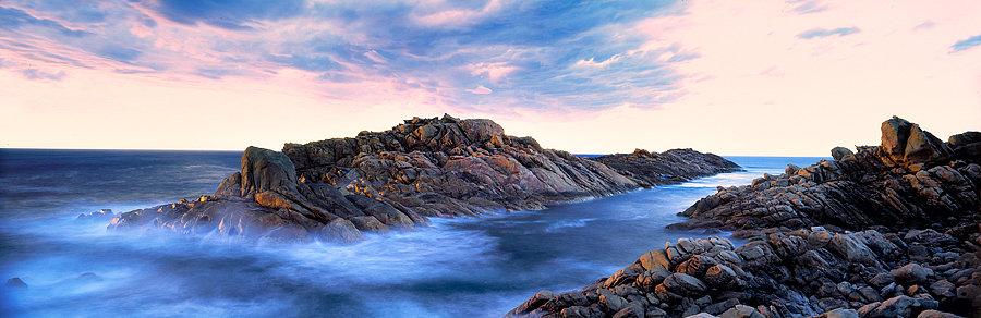 Ocean, Canal Rocks, South Western Australia