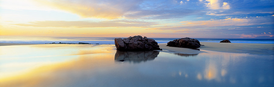 Mitchell Rocks, Injidup Beach, South Western Australia