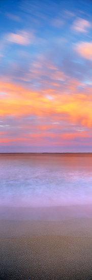 Sunset, Beach, Quobba, North Western Australia