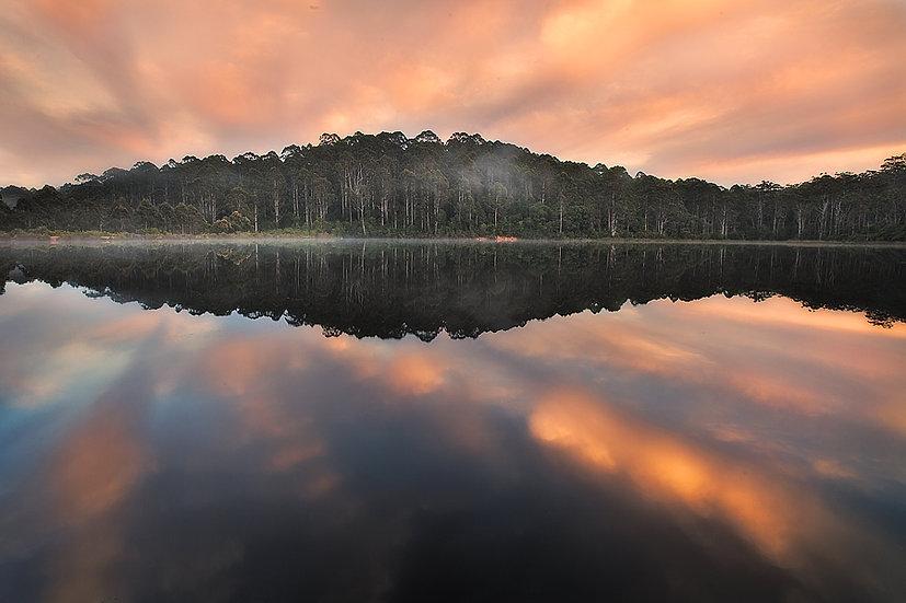 Lake, Pemberton, Western Australia