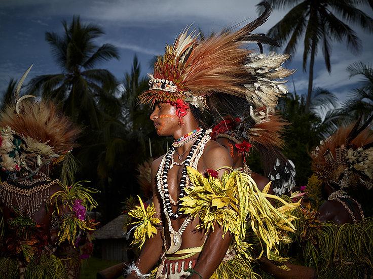 Papua New Guinea, Tufi