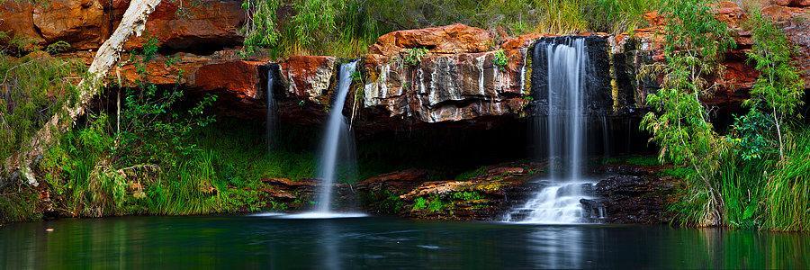 Fern Pool Karijini, Western Australia
