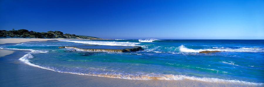 Yallingup Beach, South Western Australia
