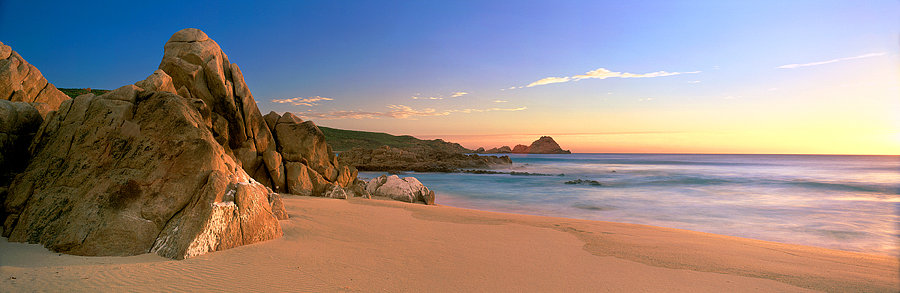 Sand Patch beach, Cape Naturaliste, South Western Australia