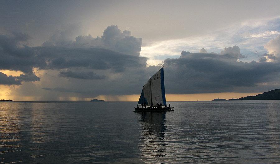 Kanu at Dada-Hai Island