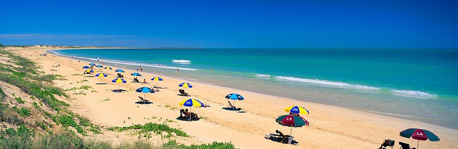 Cable Beach, Broome, Kimberley, North Western Australia