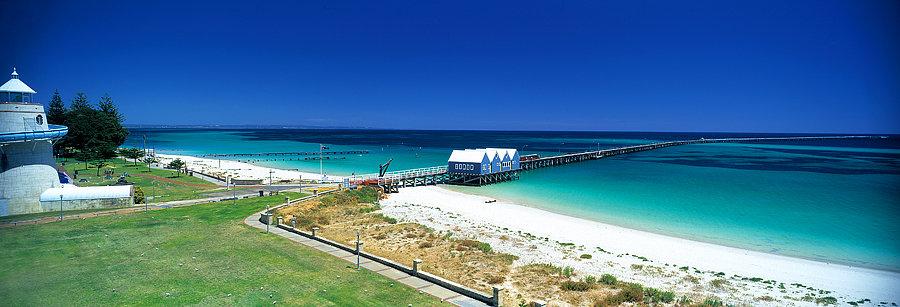 Summer, Busselton Jetty, South Western Australia