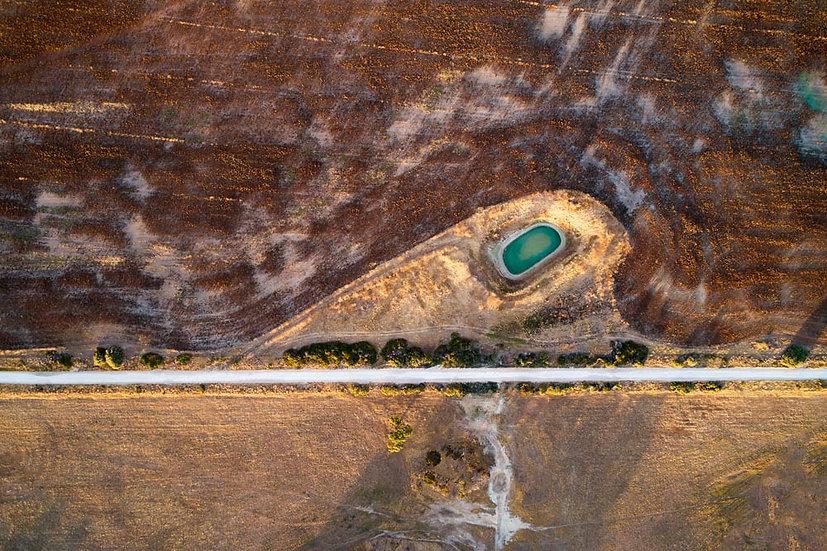 Kangaroo Island Aerial Australia