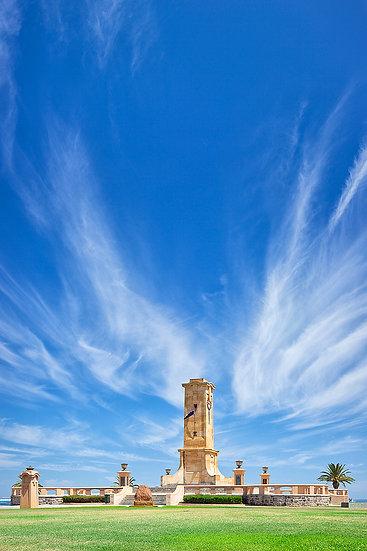 Fremantle War Memorial, West Australia