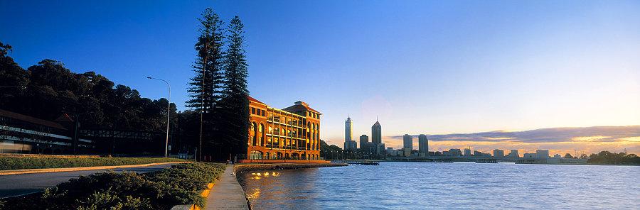 Old Swan Brewery, Swan River, Perth, Western Australia