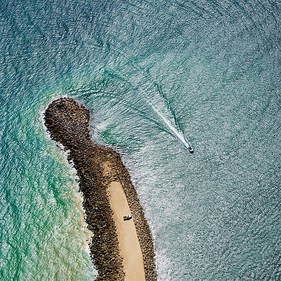 The Cut, Mandurah Western Australia