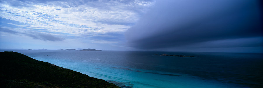 Storm clouds,  Esperance, South Coast, Western Australia