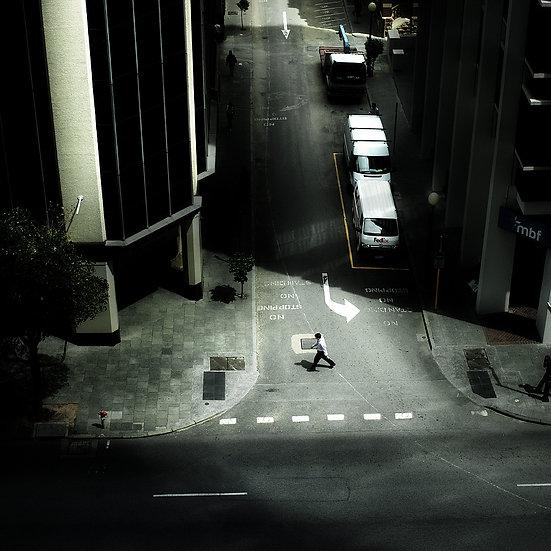 City Street, Perth, Western Australia