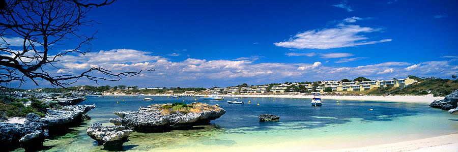 Geordie Bay, Rottnest Island Western Australia