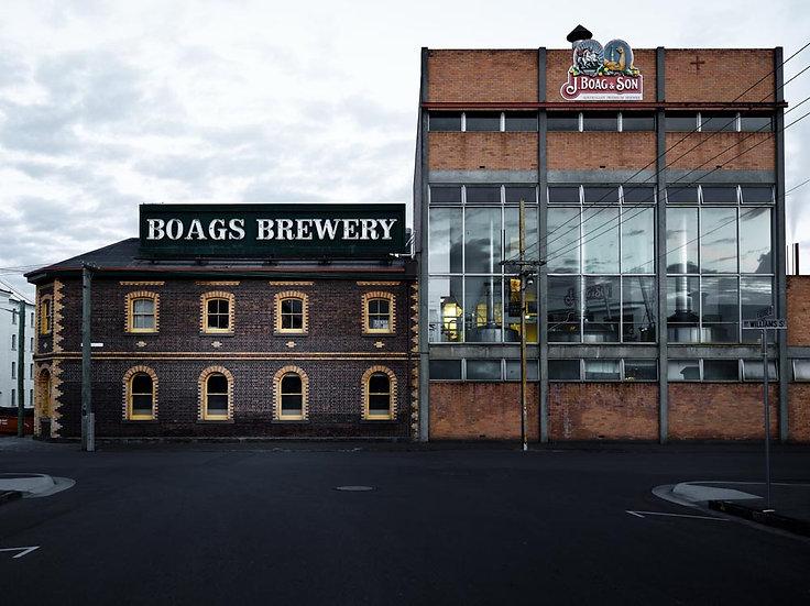 Boags Brewery, Launceston, Tasmania, Australia