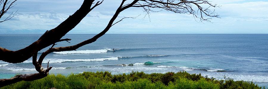 Surf, Yallingup Beach, South Western Australia