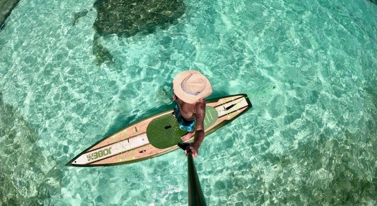Excursion Paddle Grand Cul de Sac Marin