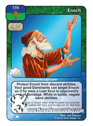 Enoch Ab