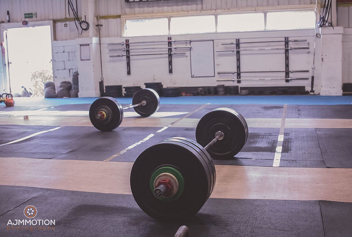 CrossFit Cardiff Gym Taster Classes