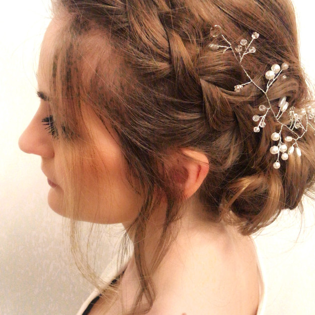BRIDAL DUTCH BRAID